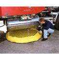 UltraTech Ultra-Pop Up Containment Pool® 8102 - 100 Gallon Capacity - Economy Style