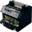 Electric Bill Counter with UV, MG, IR Detection, 300 Bill Capacity