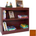 """30"""" Laminate Bookcase, Medium Oak"""
