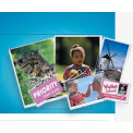 "Heat Sealed Laminating Pouches, 100 Pk, 5 Mil, 4""x6"" Photo/Index Card Size"