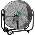 36 Inches Portable Tilt Drum Blower Fan - Belt Drive