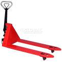 Mobile MINI Pallet Truck 4500 Lb. Capacity 27x48