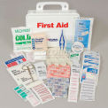 First Aid Kit - 25 Person, ANSI Compliant, Plastic Case