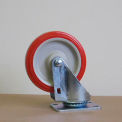 "5"" Polyurethane Swivel Caster for Little Giant Carts"