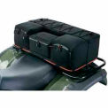 QuadGear ATV Rear Rack Bag with Cooler, Black