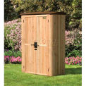 Suncast® 5' x 3' Cedar Wood Shed