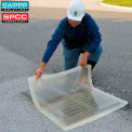 Clear Ultra-Drain Square Seal - 54 x 54