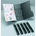 Tarifold® Metal 6-Section Catalog Rack