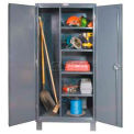 Heavy Duty 12 Gauge Maintenance Storage Cabinet 36x24x78