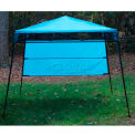 Carry Pack Canopy 8' x 8' Blue (6' x 6' Top)