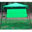 Carry Pack Canopy 8' x 8' Lime (6' x 6' Top)