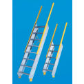 """Equipto - Ships Stair 30"""" W Tread - Floor Heights (8'-6"""" to 9'-5"""")"""