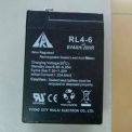Replacement Rechargeable Battery for 653295 Industrial Bench and Floor Scale