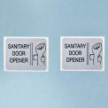 Replacement Wall Stickers for Sanitary Door Opener