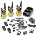 Motorola Talkabout MH230TPR Rechargeable Radio - 3 Radios
