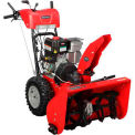 "Snapper® 29"" Dual Stage Snow Thrower w/ RS + 110V ES w/Cord"