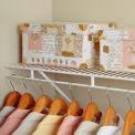 """Closetmaid Shelf Kit, 3 pack Shelf & Rod (96"""" x 12"""")"""