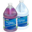 Global Industrial™ Floor Cleaning Kit, Gallon Bottle, 2 Bottles -