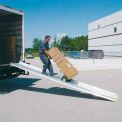 "Magliner® Retractable Underbody Truck Slider® Ramp & Track 24""Wx14'L SR2414"
