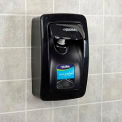 Global™ Manual Dispenser for Foam Hand Soap/Sanitizer - Black
