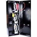 "JohnDow Industries JDI-SC1 Smart Cabinet™ 28""x20""x80"" Hose/Cord Reel Storage Cabinet"