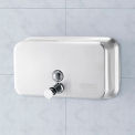 Global Industrial™ Stainless Steel Horizontal Liquid Soap Dispenser - 1000 ml