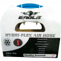 "Eagle EA3/8X50-B 3/8""x50' 300 PSI Hybrid Polymer All Weather Low Pressure Air/Water Hose"