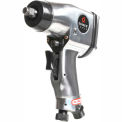 "Sunex® Tools SX821A, Pistol Grip Impact Wrench, 3/8"" Drive, 60 ft. lbs, 4 CFM, 1/2"" Inlet"