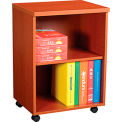 """20"""" Under Desk Storage Cabinet - Cherry"""