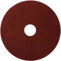 "18"" Maroon EcoPrep ""EPP"" Chemical Free Stripping Pad - 10 Per Case"