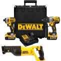 DeWALT® Special! Buy DCK299P2 20V Hammerdrill/Impact Combo Kit Get DCS380B 20V Recip Saw Free