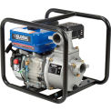 "Global Industrial™ GP50 Portable Gasoline Water Pump 2"" Intake/Outlet 7HP"