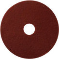 "22"" Maroon EcoPrep ""EPP"" Chemical Free Stripping Pad - 10 Per Case"