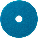 "22"" Blue Stripping Pad - 5 Per Case"
