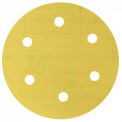 "3M™ 60010025546 - Stikit™ Gold Film Disc Roll D/F - 6"" Dia. - P220 Grit - Pkg Qty 4"