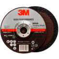 3M High Performance Depressed Center Grinding Wheel T27 Quick Change 6