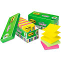"""Post-it® Pop-up Notes Ultra Pop-Up Note Refills R33018AUCP, 3"""" x 3"""", Ultra, 100 Sheets, 18/Pack"""