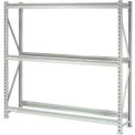 Heavy Duty Tire Rack 3 Tier Starter 96x18x72