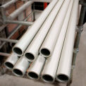 "Schedule 40 Aluminum Pipe 36' (Price Per Foot) 1"" Dia."