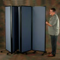 Rolling Wall™ Mobile Room Dividers