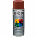 Krylon Industrial Work Day Enamel Paint Brown
