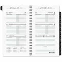 AT-A-GLANCE® Executive® Recycled Executive Weekly Planner Refill, 3-1/4 x 6-1/4, 2015