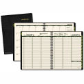 AT-A-GLANCE® Recycled Weekly/Monthly Professional Appointment Book, 6-7/8 x 8-3/4, 2015