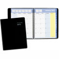 AT-A-GLANCE® QuickNotes Recycled Monthly Planner, 6-7/8 x 8-3/4, Black, 2015