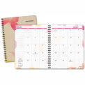 "AT-A-GLANCE® Recycled Watercolors Monthly Planner, Design, 6 7/8"" x 8 3/4"", 2015"