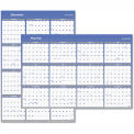 AT-A-GLANCE® Vertical/Horizontal Erasable Wall Planner, 32 x 48, 2016