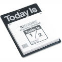 """AT-A-GLANCE® """"Today Is"""" Wall Calendar, 9 3/8 x 12, White, 2016"""