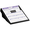 AT-A-GLANCE® Flip-A-Week Desk Calendar Refill, 5 5/8 x 7, White, 2019