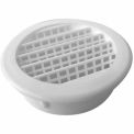 Speedi-Products Round Soffit Vent SM-RSV 6 6""