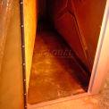 Bike Locker Option-301P Lockers Floor, Fiberglass Composite, Installed At Factory